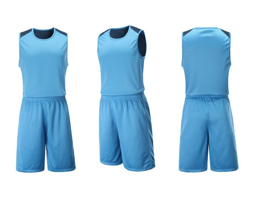 943474ac535 China Sky Blue Sample Jersey Top Style Basketball Jersey - China Mens Basketball  Jerseys