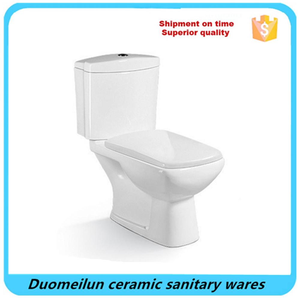 [Hot Item] Sri Lanka Colors Low Price 4 PC Wc Closet Toilet Set