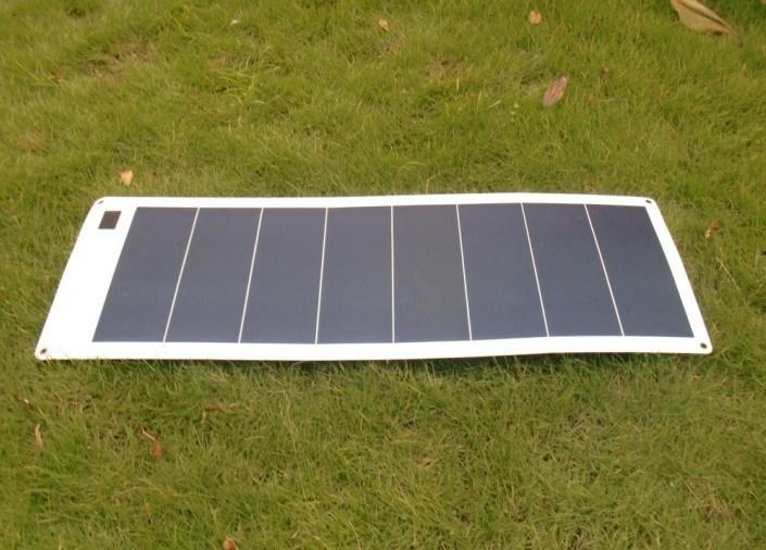 China Thin Film Amorphous Flexible Solar Panel China