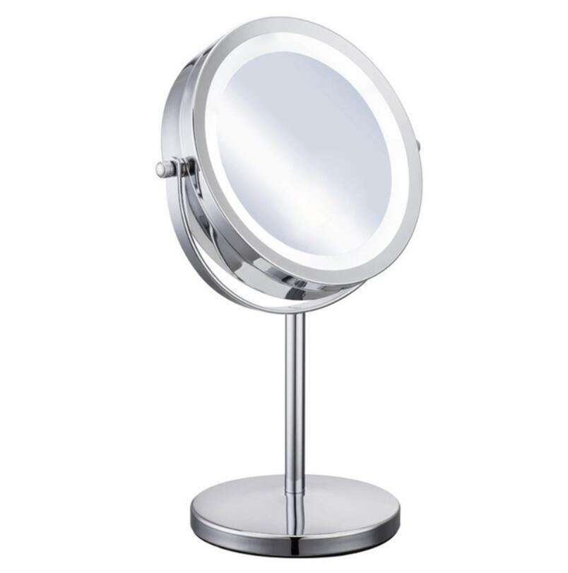 China Round Free Stand Double Sided, Free Standing Swivel Mirror