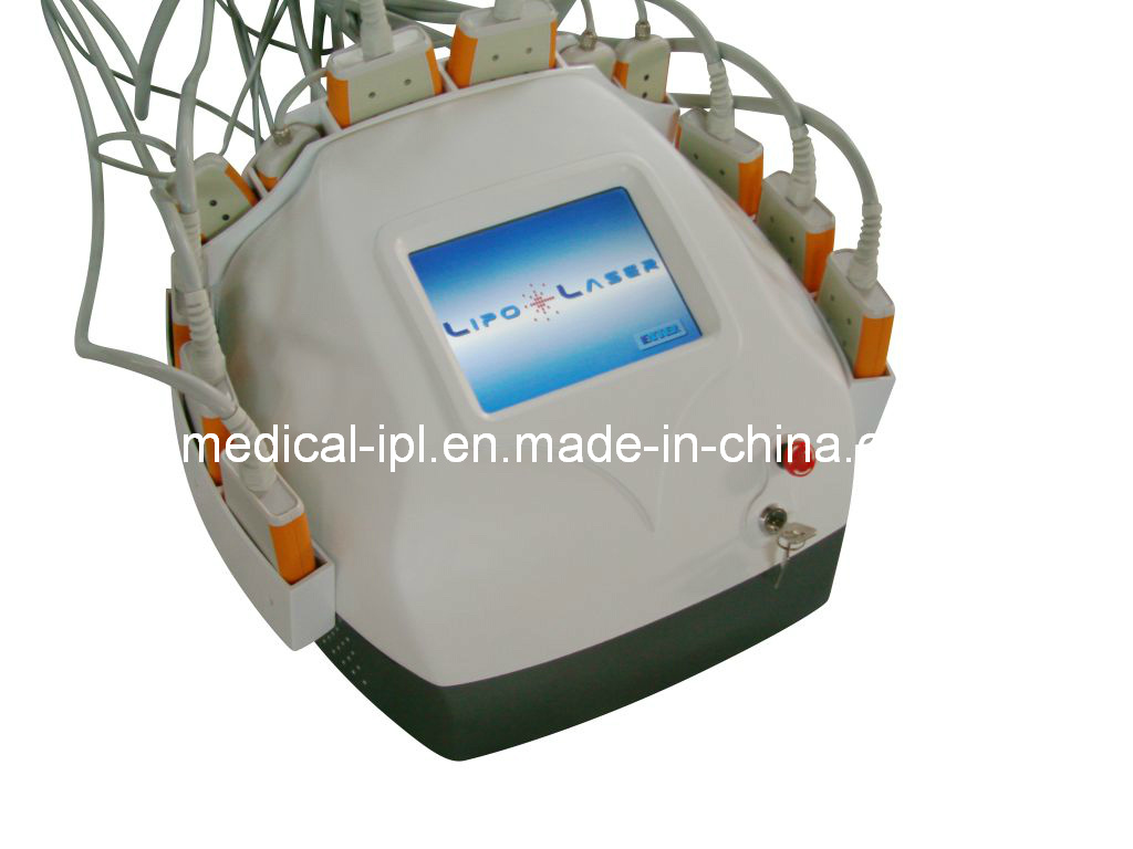 Lipo Laser Machine for Body Slimming and Fat Reduction
