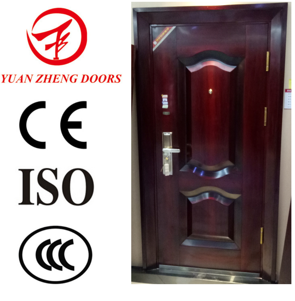 [Hot Item] China Door Supplier Security Steel Door with Anti-Theft Lcok