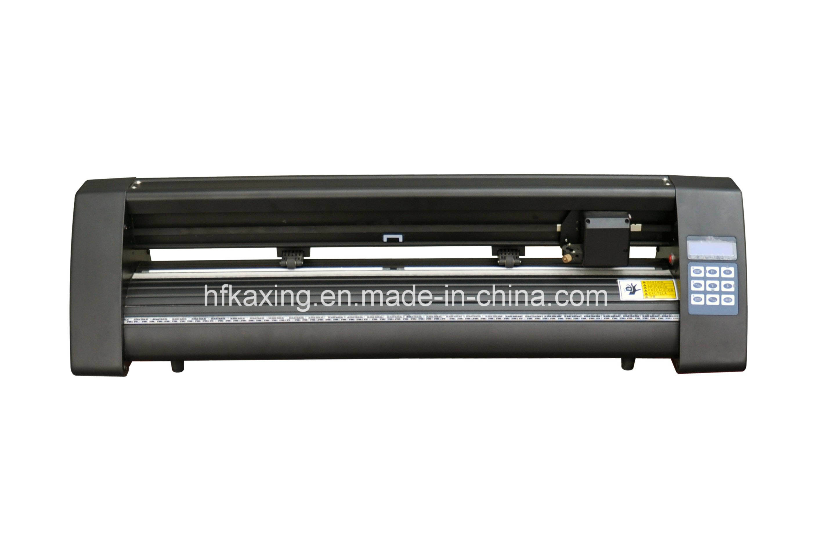 China ce 720mm 28 inch most competitive vinyl sticker cutter plotter china label cutter plotter wall sticker cutter plotter
