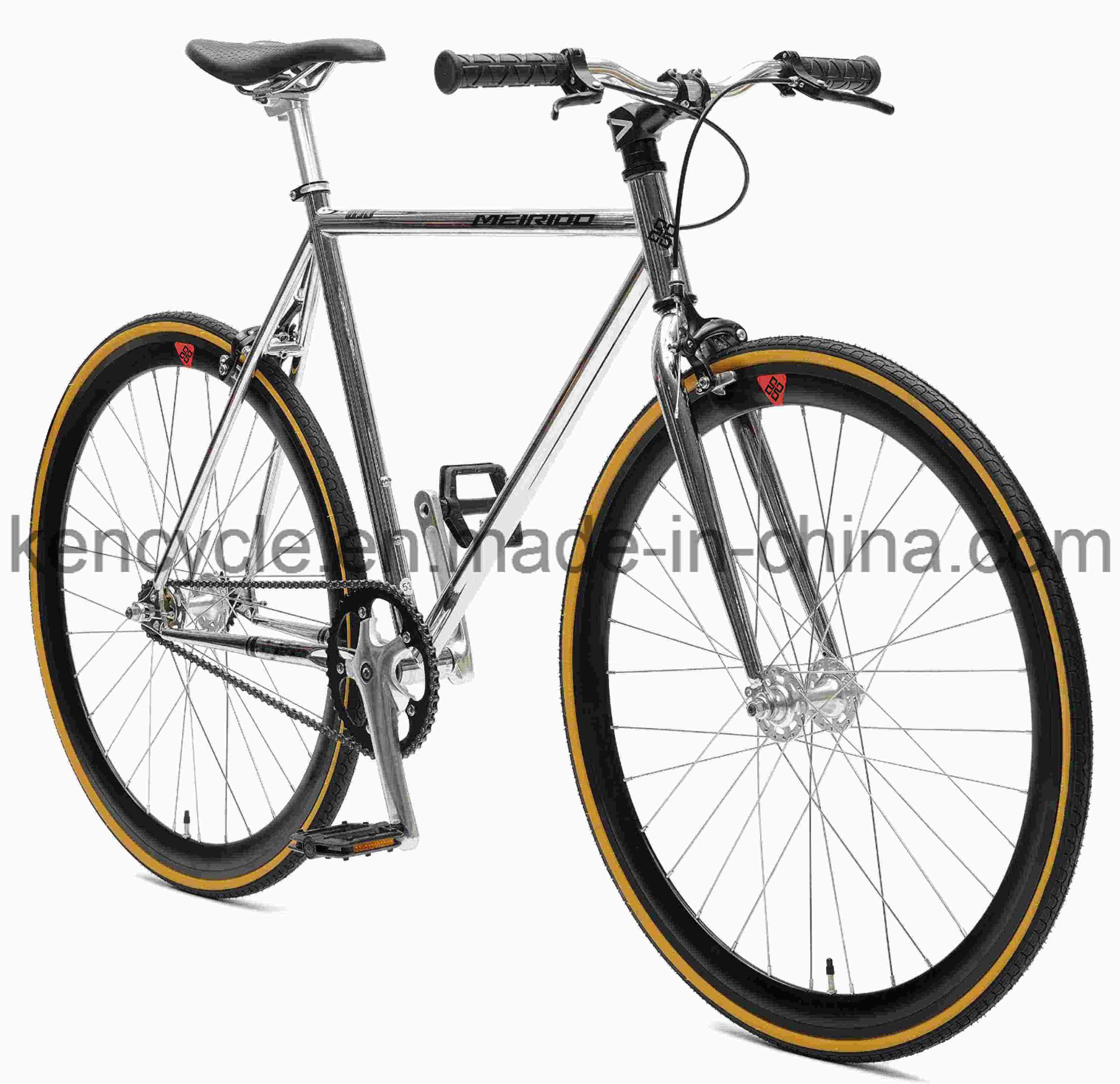 High Tensile Fixed Gear Bike Bicycle Sy-Fx70007