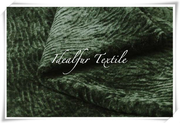 Soft and Smooth Pure Wool Knitting Faux Fur Fabric