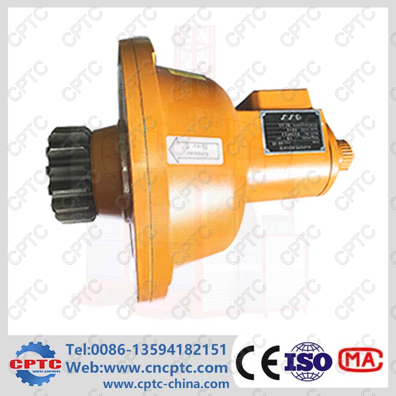 Saj40-1.2A Anti Fall Safety Device for Construction Hoist
