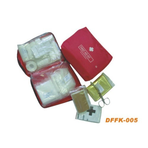 Car First Aid Kit for Outdoor (DFFK-005)