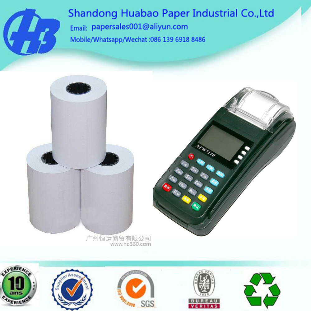 China Hot Sale Cash Register Thermal Paper Direct Thermal