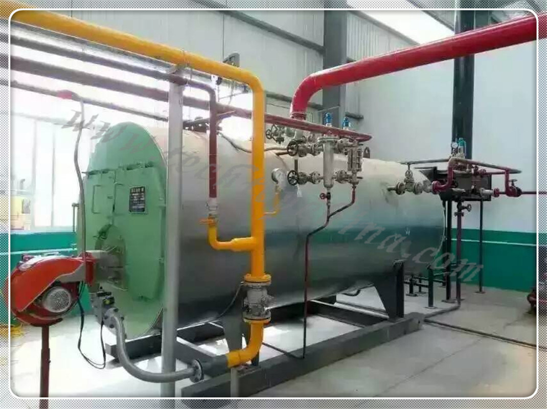 China High Efficiency Oil Gas Fired Hot Water Boiler (WNS 0.35-14 MW ...