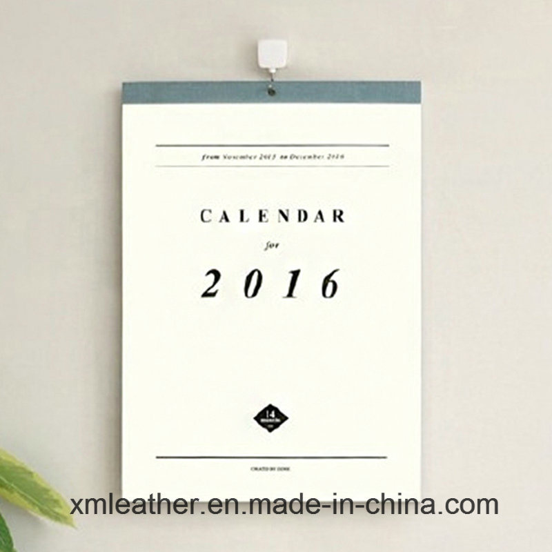 Custom Printing Calendar Wall Caendar pictures & photos