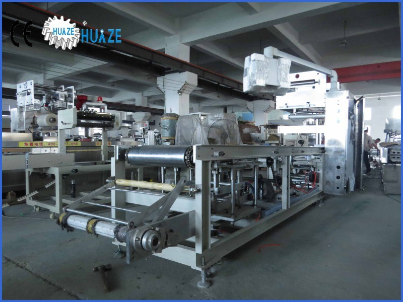 Vacuum Thermoforming Packaging Machine pictures & photos