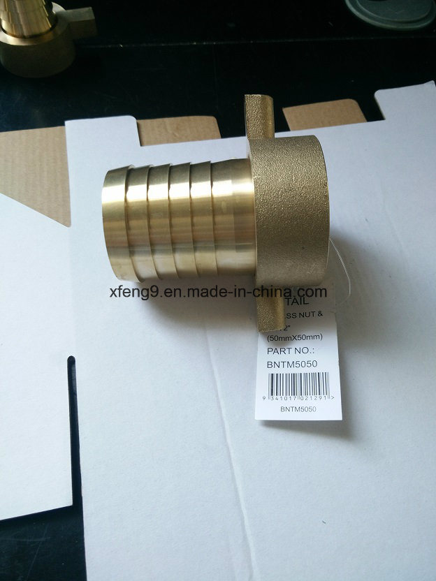 Brass Nut Pipe Fitting pictures & photos