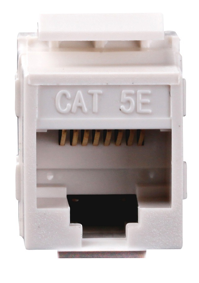Ce Certificate Unshielded Cat5e Keystone