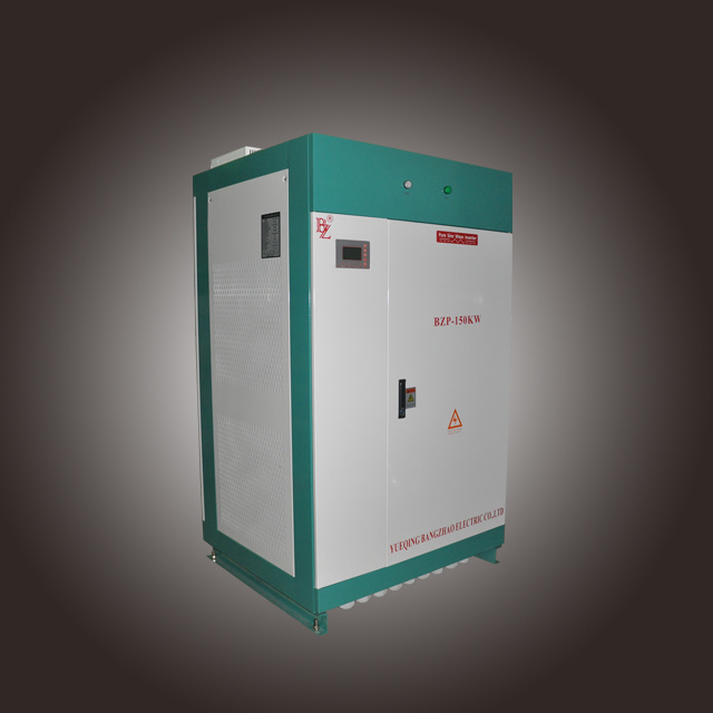 Solar Wind System Stand Alone Hybrid Inverter with AC Input and Battery Charger-100kw Hybrid Inversor