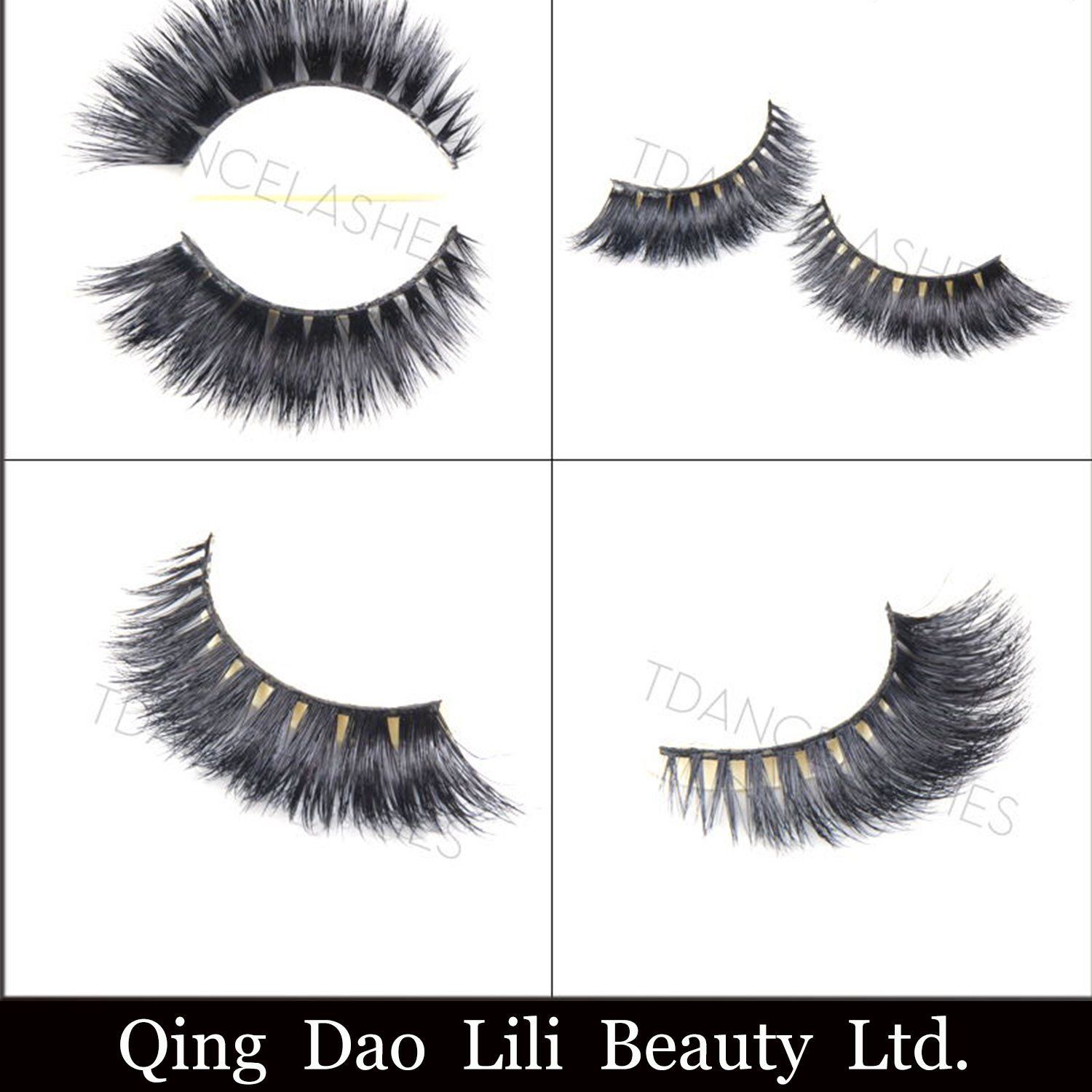 877f6520396 China Custom Eyelash Packing High Quality Private Label 100% Real 3D Mink  Lashes - China Eyelashes, Lashes