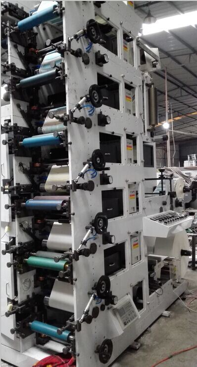 Automatic Printing Machine with Video Monitor (RY-320/480E-6C) pictures & photos