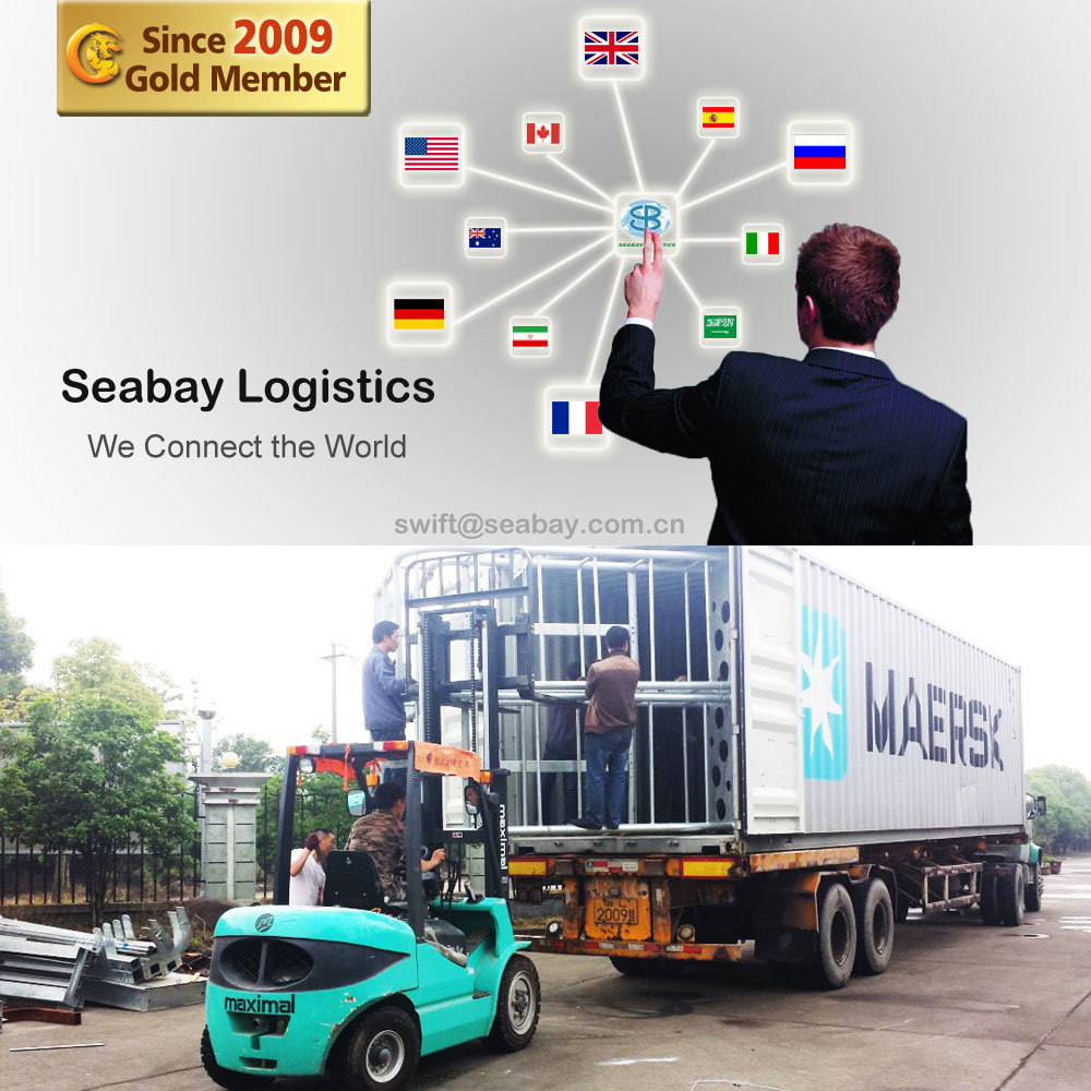 Reliable & Professional Shipping Agent From China to Europe Countries