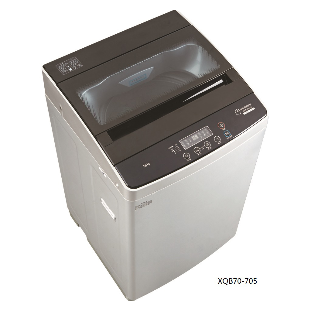 7.0kg Fully Atuo Washing Machine (PCM body/glass lid) XQB70-705