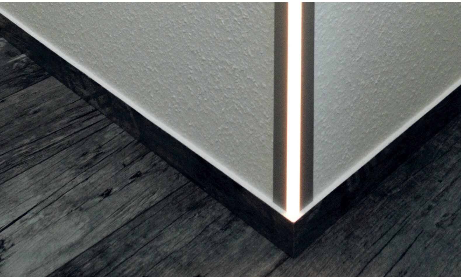 LED Mounting Channel Corner Aluminum Profile For Light Strip Waterproof Floor Stair And Grow