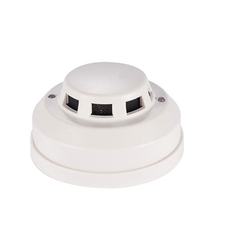 China Best Smart Electric Fire Detector Optical Photoelectric Hard