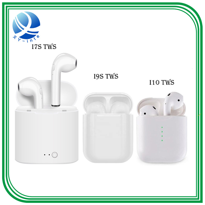 [Hot Item] 6mai I9s 5 0 Tws Touch Control Stereo Earbuds Wireless Bluetooth  Earphones with Charging Case