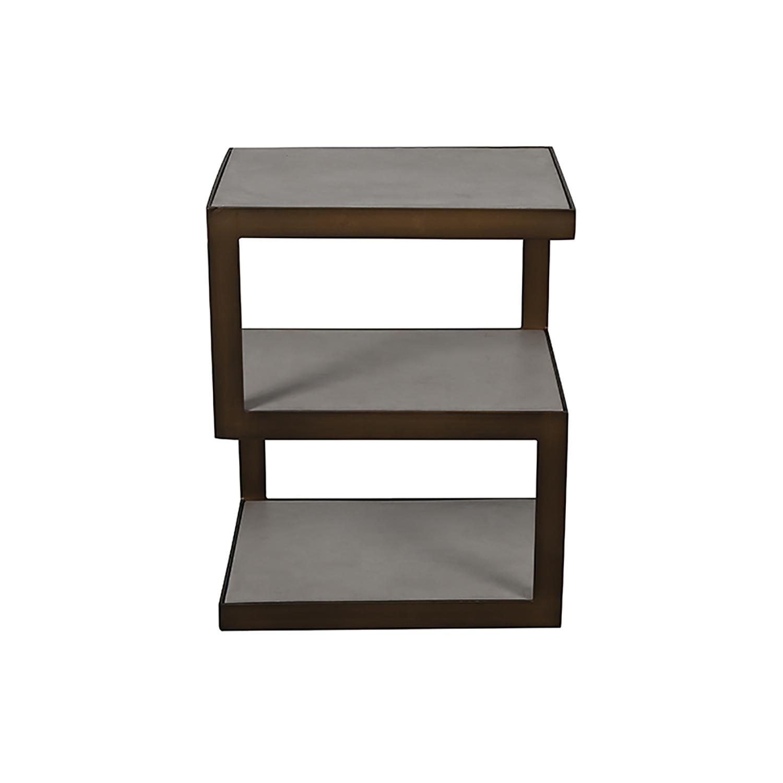Pleasant Hot Item Modern Living Room Metal Frame Furniture Coffee Side Corner Table Interior Design Ideas Gentotryabchikinfo