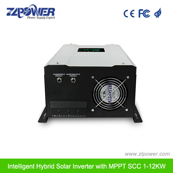 Low Frequency Pure Sine Wave 3kw Solar Grid Tie Inverter pictures & photos