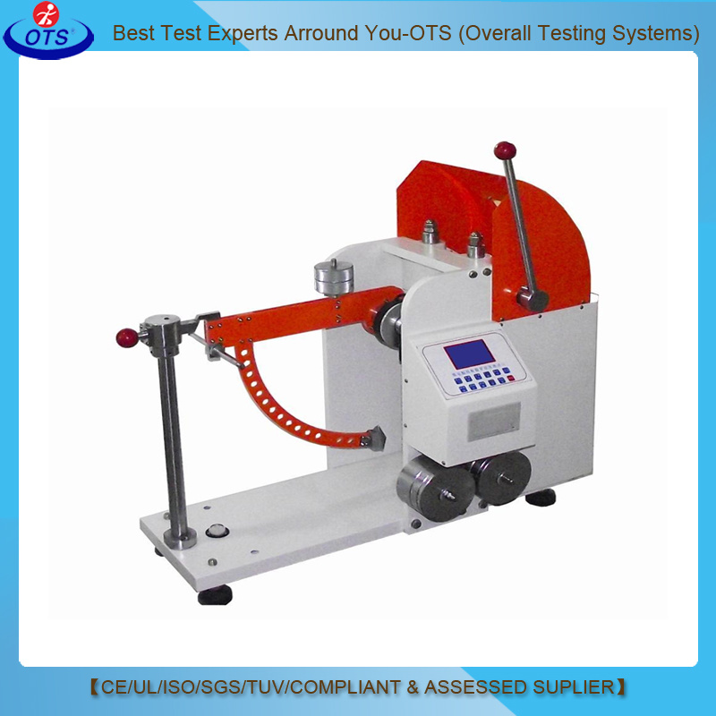 Digital Puncture Strength Testing Machine for Paper Rubber Fabric