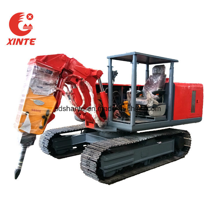 China Flame Proof Electric Hydraulic Underground Coal Mining