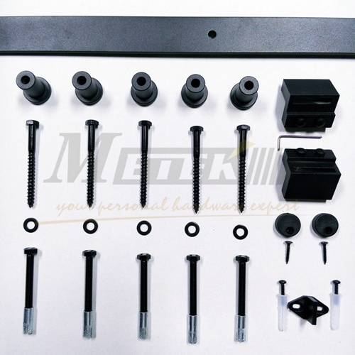 China Suppliers Carbon Steel Sliding Barn Door Hardware