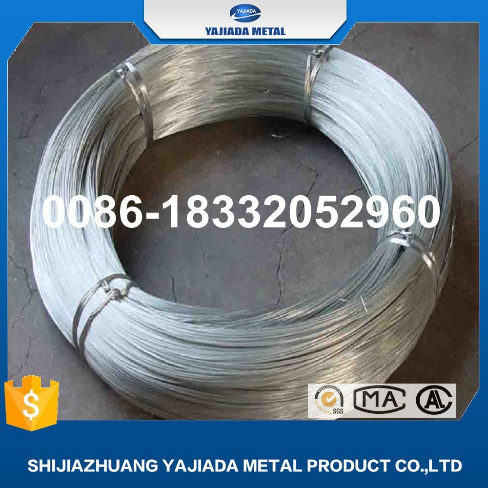 18 Gauge Galvanized Iron Binding Wire Price pictures & photos