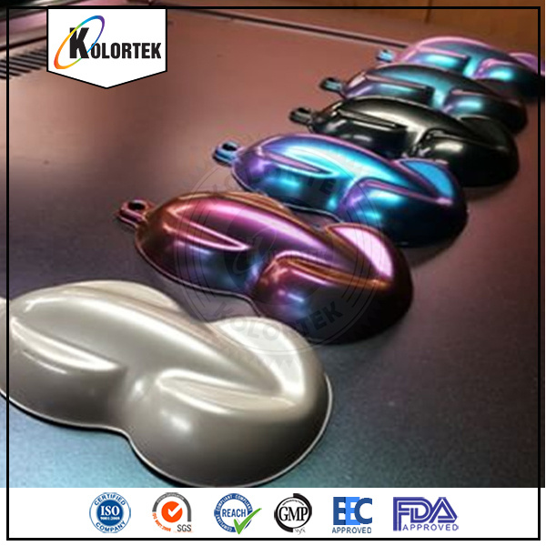 Automotive Color Shift Pearls Paint Pigment