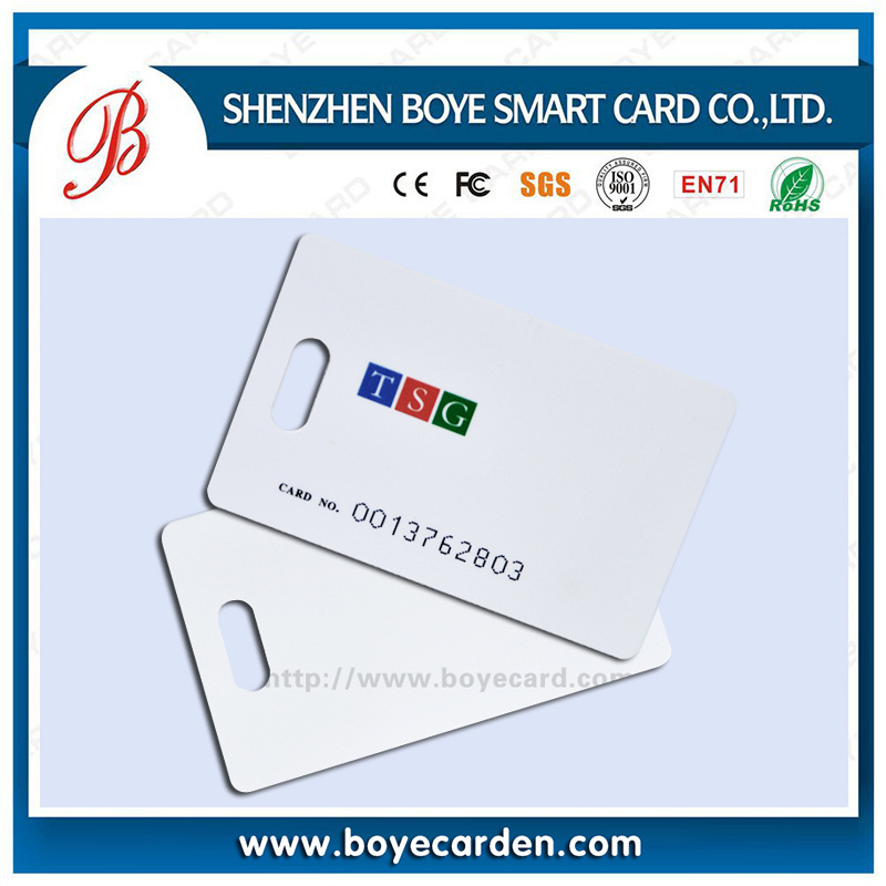 Hot Sell Em4100/ Em4200 Contactless ID Card pictures & photos