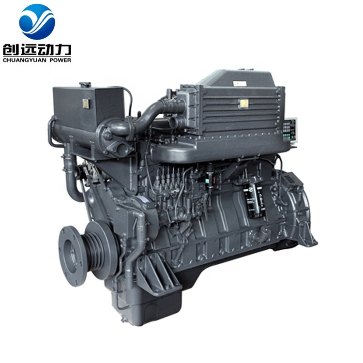 [Hot Item] Sdec G128 200HP 350HP4 Stroke Marine Diesel Boat Engine