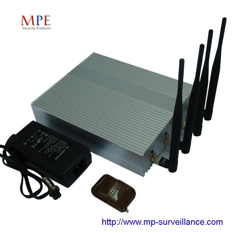 Cell phone and wifi jammer - cell phone service jammer