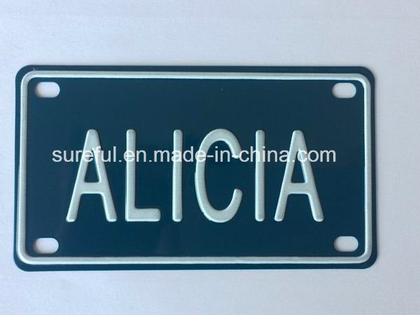 Sign Plate