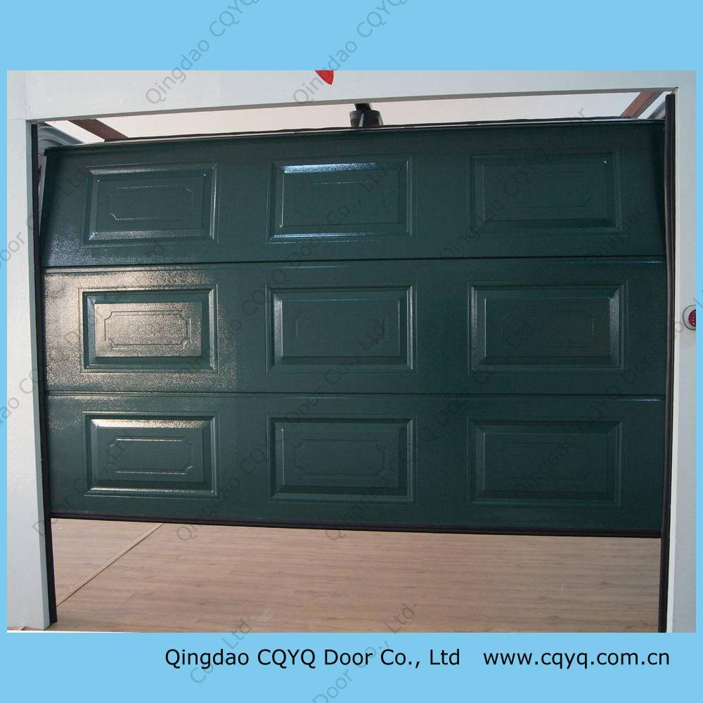 China Automatic Overhead Garage Door China Garage Door