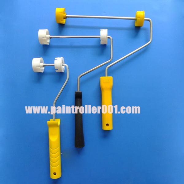 "2-9""Wire Cage Metal Paint Roller Frame"