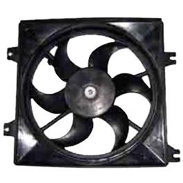 China Car Radiator Fan for Hyundai 25350 22200 China