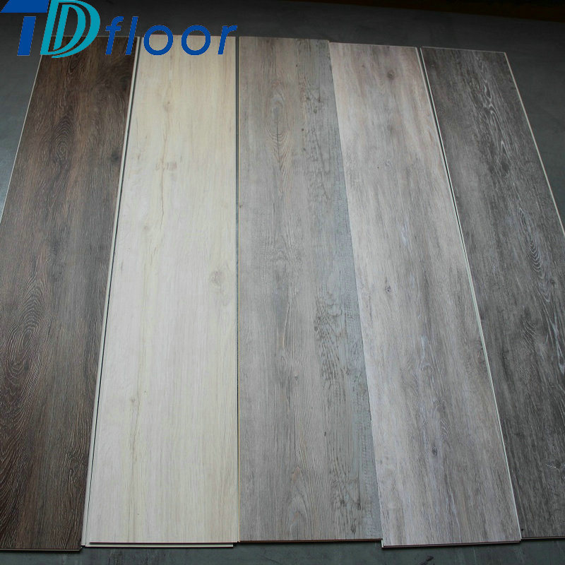 Certified PVC Vinyl Flooring Manufacture Factory with Ce Dibt pictures & photos