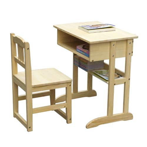 Bon Classical Design School Furniture For Students, School Furniture, Student  Desk And Chair Set For Children Wj278314