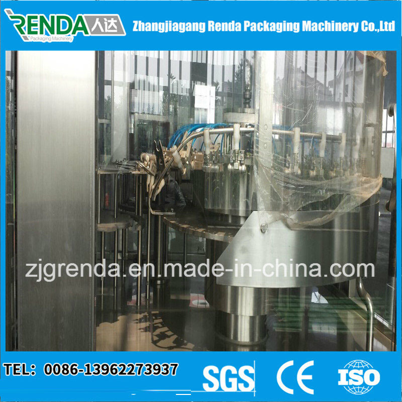 Pure/Mineral Bottle Water Filling Machine with 2017 New Tech
