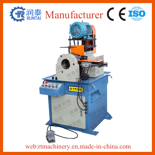 Rt-150SA Semi-Automatic Chuck Type Single-Head Bevelling Deburring Machine