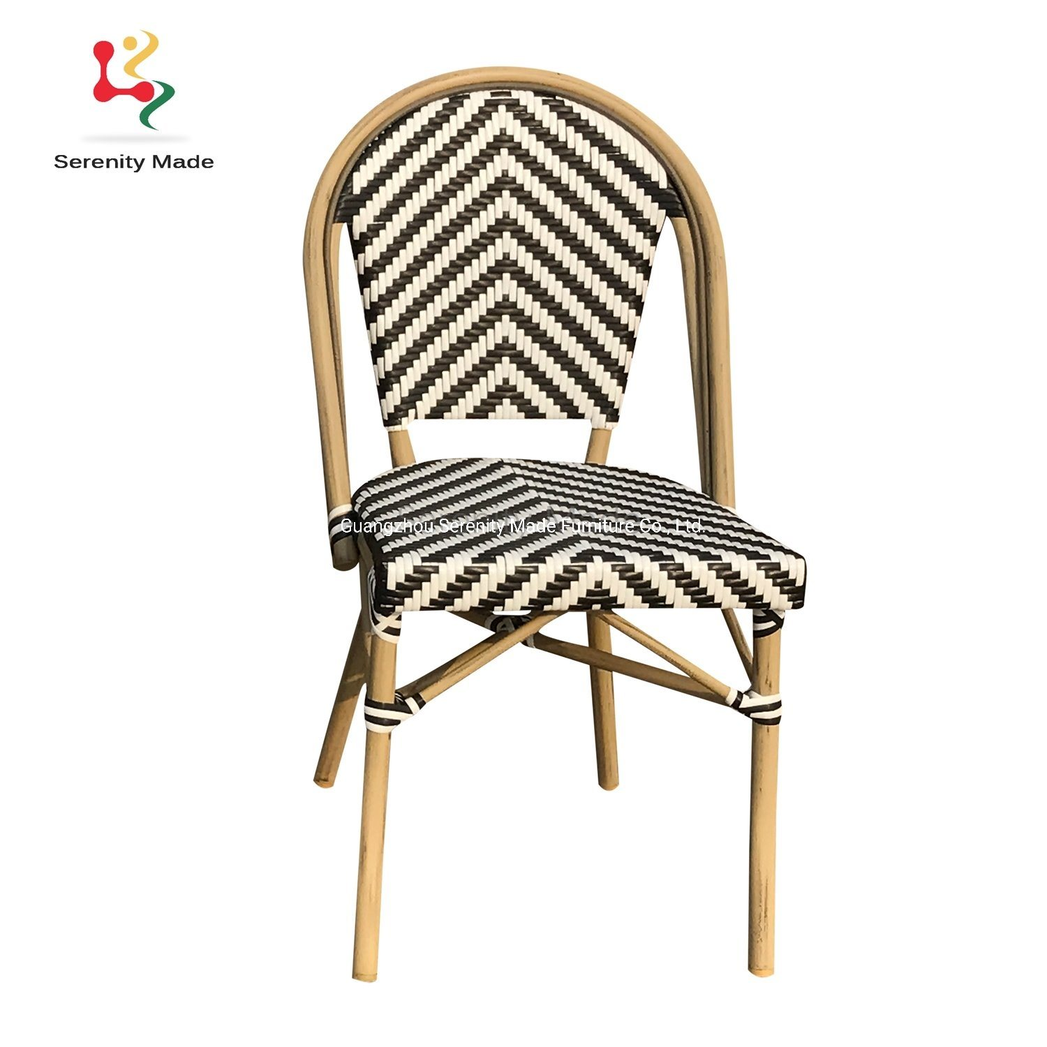 Picture of: China Cafe Furniture Synthetic Rattan Outdoor Bamboo Dining Chair Rattan Furniture China Outdoor Furniture China
