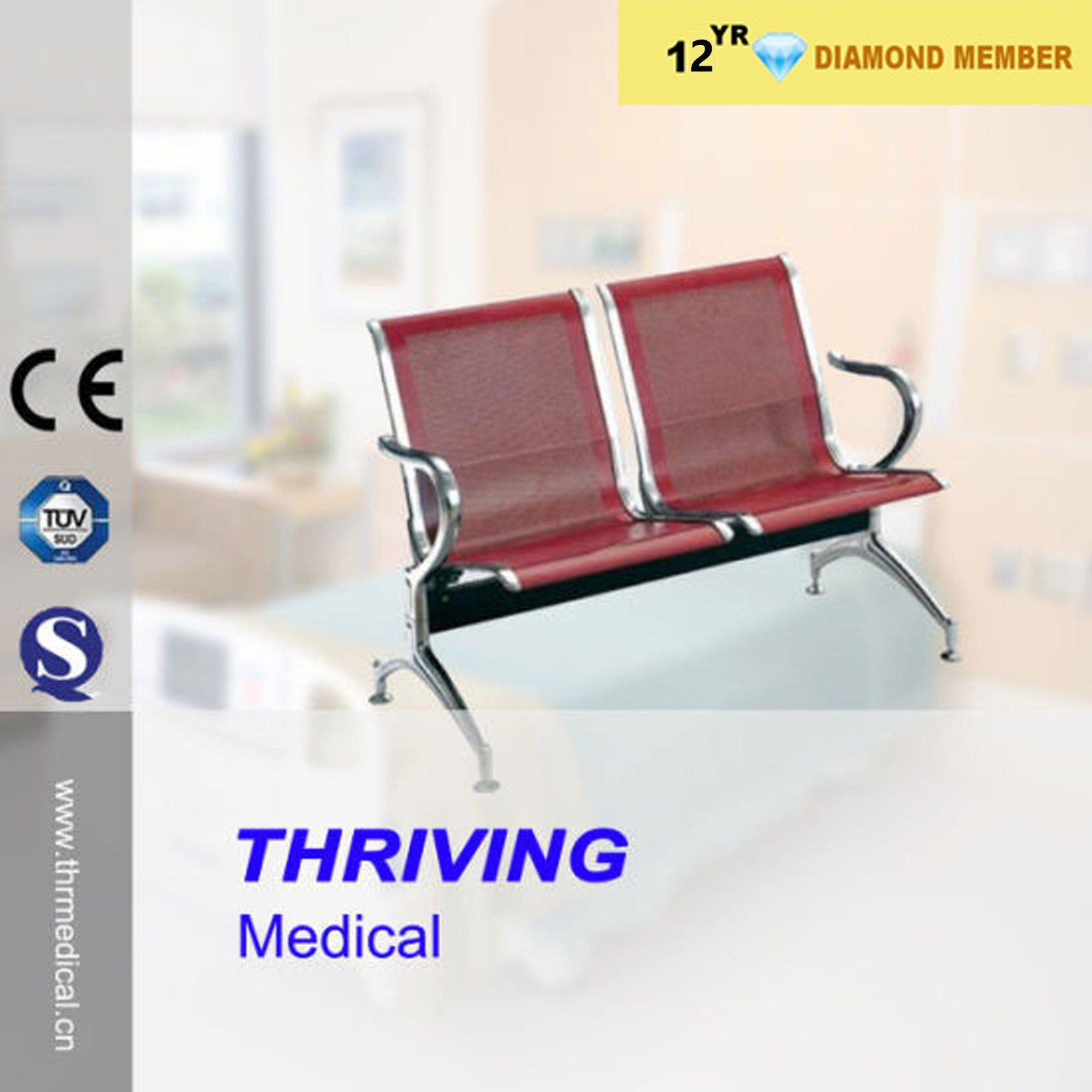 Fabulous China Wholesale Modern Used Metal Waiting Room Chairs Pdpeps Interior Chair Design Pdpepsorg