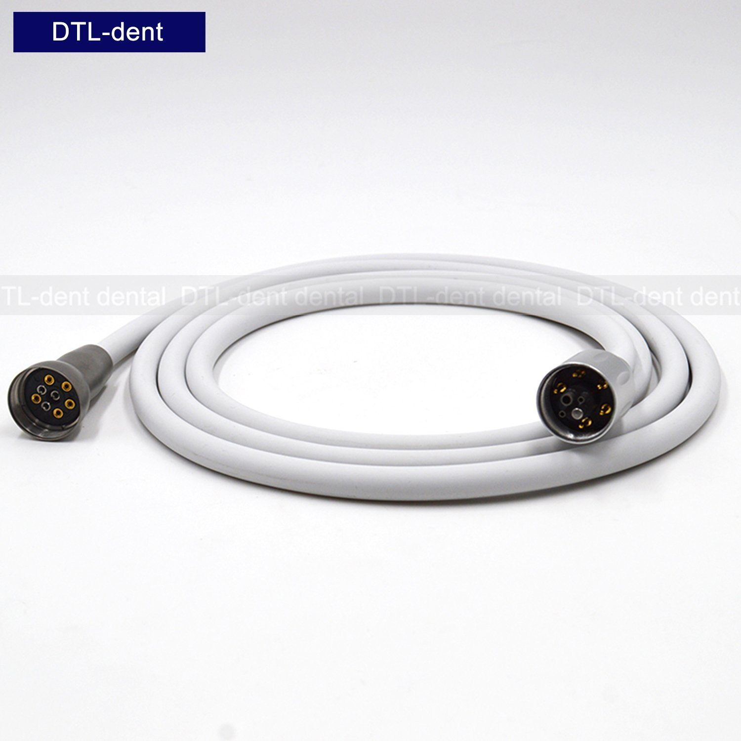 Silicone Tube Connector for High Speed Hand Kit 4 Holes