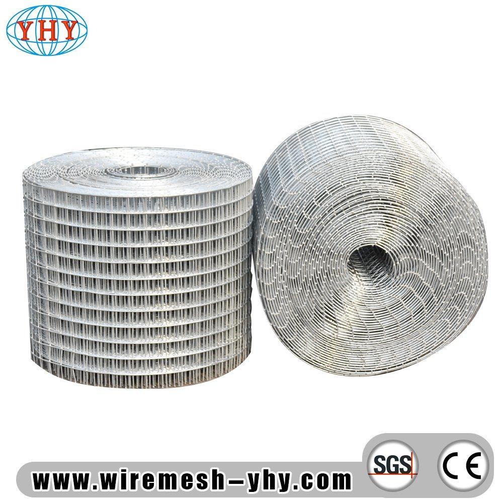 China Sqaure Hole Galvanized Wire Mesh Rolls - China Welded Mesh ...