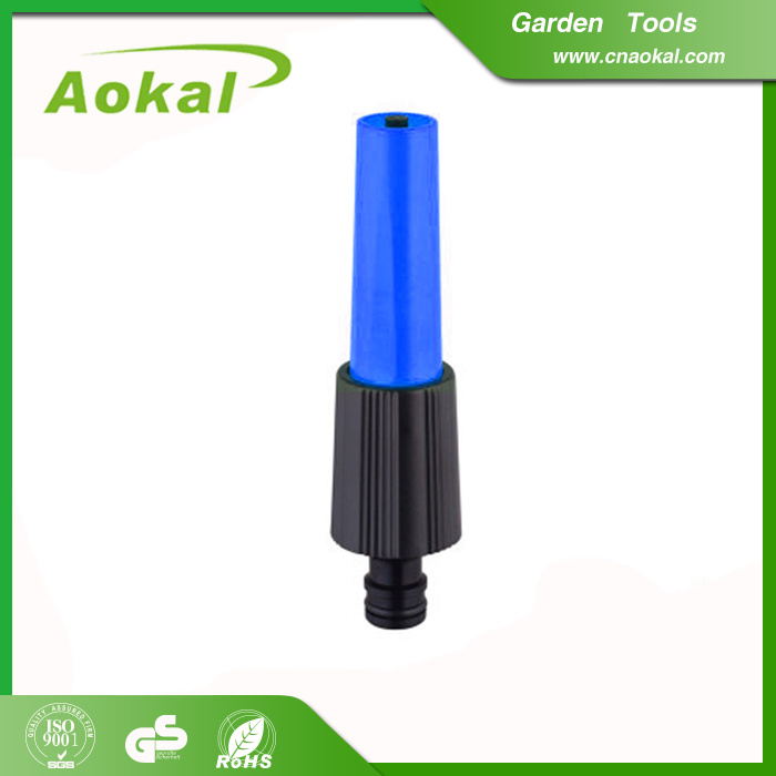 Hose Spray Nozzle >> Hot Item Plastic Water Hose Nozzle Connector 5 Garden Hose Spray Nozzle