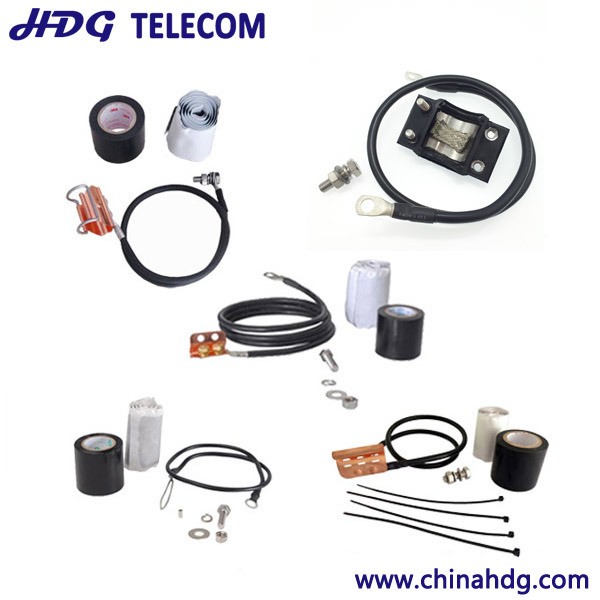 China Clip-on Grounding Kit for 1/2
