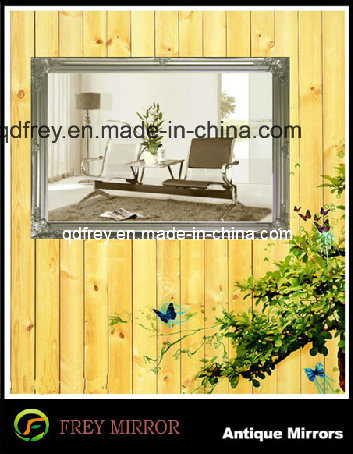 China Traditional Wooden Mirror Frame Cheap Fashionable